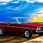 1968 Ford Ranchero Padre Island by ChasSinklier