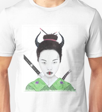 Warrior_1 Unisex T-Shirt
