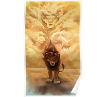 Simba - Kings of the Past Poster