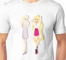 Princesses' Fabulous Hair Unisex T-Shirt