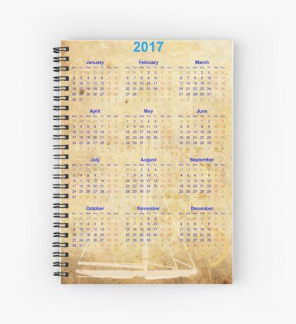 Captain's Log Spiral Notebook