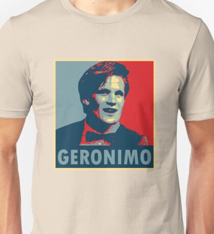 GERONIMO! Unisex T-Shirt