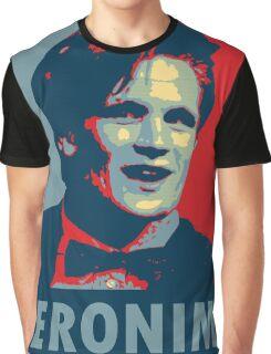 GERONIMO! Graphic T-Shirt