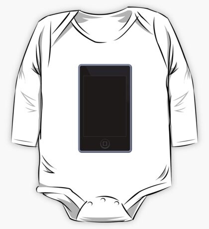 MP3 Phone Player One Piece - Long Sleeve