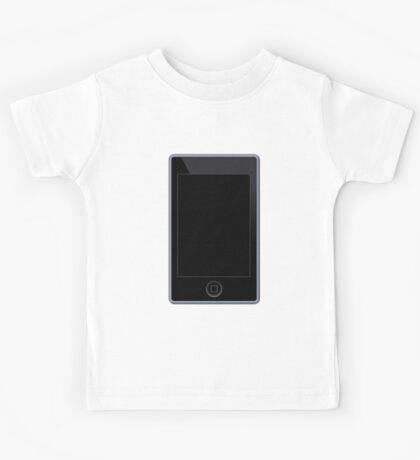 MP3 Phone Player Kids Tee