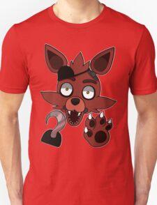 Foxy (no text/no blood) Unisex T-Shirt