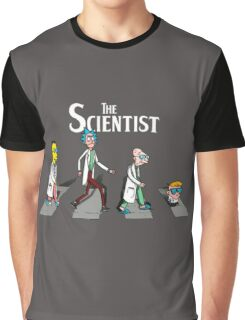 The Scientist Graphic T-Shirt