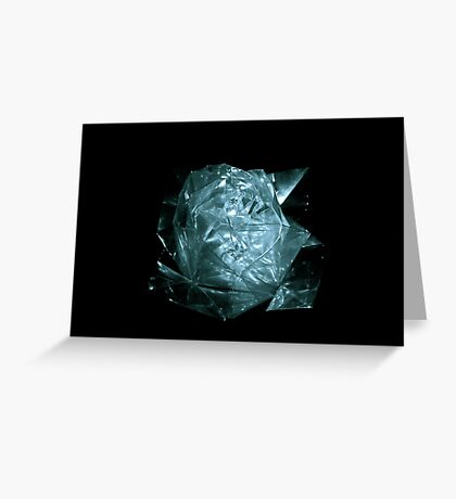 Glow Greeting Card