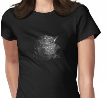 Glow Womens Fitted T-Shirt