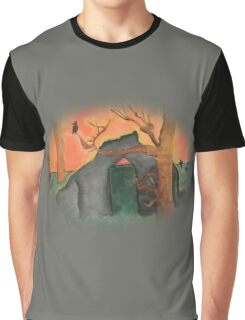 Crows' home Graphic T-Shirt