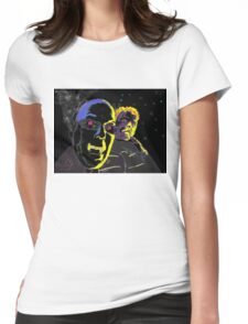Are we there yet? Womens Fitted T-Shirt