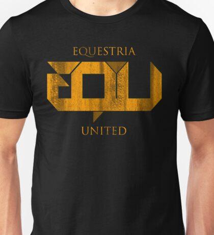 EQU Grunge Unisex T-Shirt