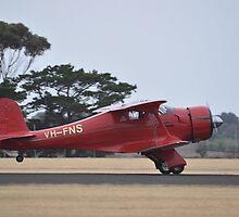 Beechcraft Staggerwing @ Point Cook Airshow, Australia 2014 by muz2142