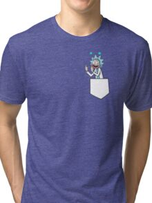 Ricky and Morty Tri-blend T-Shirt