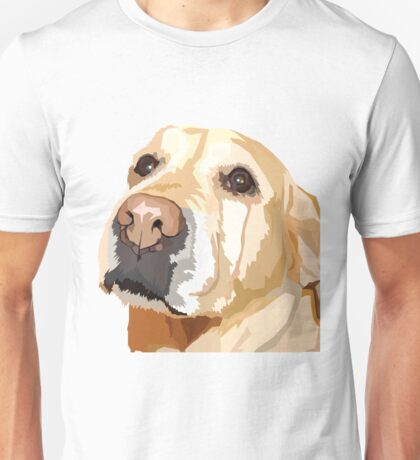 Yellow Lab Unisex T-Shirt