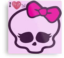 love for monster high Metal Print