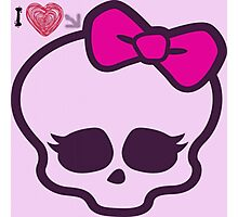 love for monster high Photographic Print