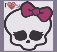 love for monster high Kids Clothes