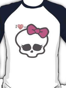 love for monster high T-Shirt