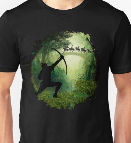 Robin Hood Unisex T-Shirt