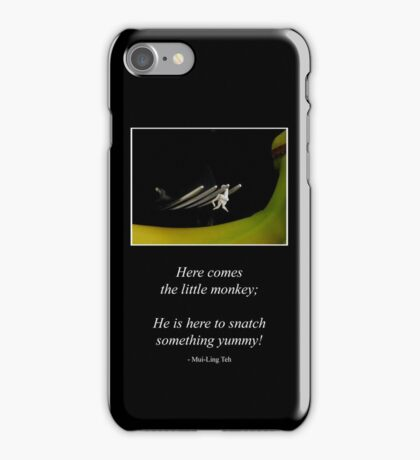 Monkey Bars iPhone Case/Skin