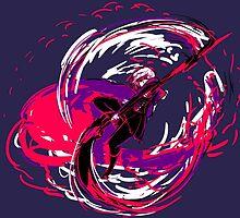 RWBY Red by Jubeikami