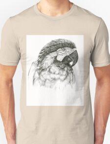 Ara ararauna G026 by schukina Unisex T-Shirt