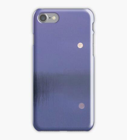 Moon over Water  iPhone Case/Skin