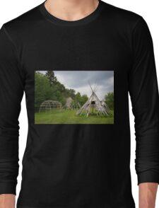 Trading Camp Long Sleeve T-Shirt