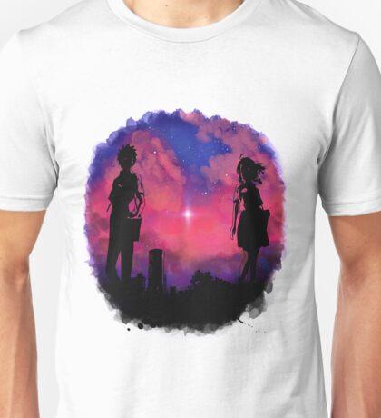 Anime sunset Unisex T-Shirt