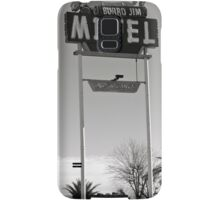 Burro Jim Motel Samsung Galaxy Case/Skin