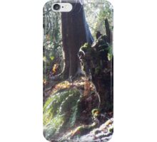 "forest ""troll"" in the snow #2 iPhone Case/Skin"