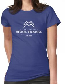 Medical Mechanica (Canti Version) Womens Fitted T-Shirt