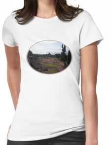 Hadrian's Villa Womens Fitted T-Shirt