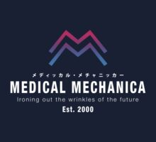 Medical Mechanica (Transformation Version) by Bryant Almonte Designs