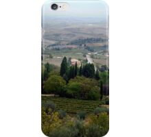 Pienza Landscape iPhone Case/Skin
