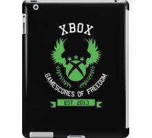 Console Wars Xbox iPad Case/Skin