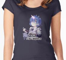 Anime Women's Fitted Scoop T-Shirt