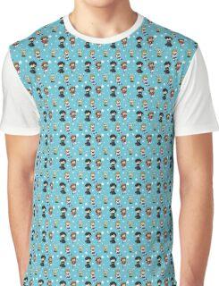 Yu-gi-oh GX  Graphic T-Shirt