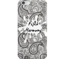 5H Tribal BG Name! iPhone Case/Skin