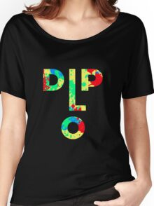 DIPLO FACE Women's Relaxed Fit T-Shirt