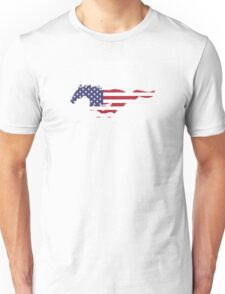 American Mustang Unisex T-Shirt