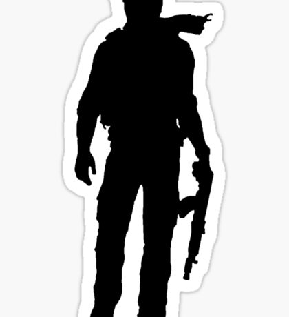 Nathan Drake (Uncharted) Sticker