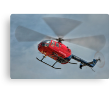 MBB BO-105 Air Ambulance  Canvas Print