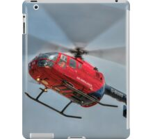 MBB BO-105 Air Ambulance  iPad Case/Skin