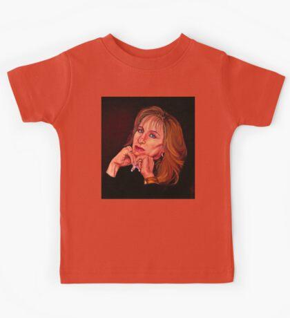 Barbra Streisand The Voice of her Generation Kids Tee