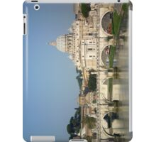 Sunday morning in Rome iPad Case/Skin