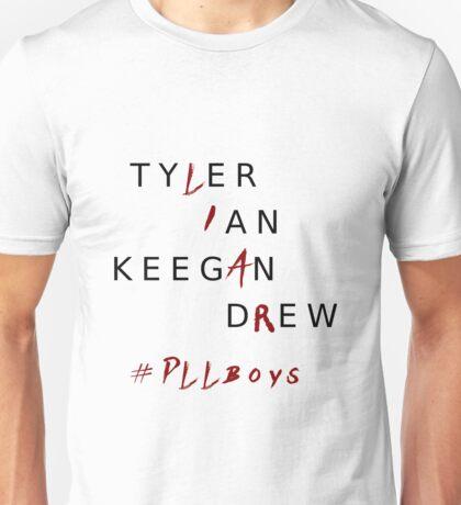 PLL Boys / Liar Unisex T-Shirt