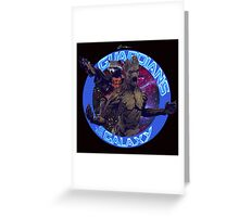 Groot and Rocket - Guardians of the Galaxy Greeting Card