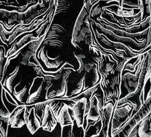 Zombie Daryl Dixon Sticker